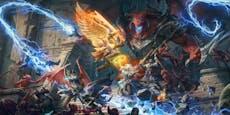 """Pathfinder: Wrath of the Righteous"" – rätselhaft"