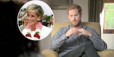 """Harry spricht über Diana: """"Sie wäre stolz auf uns"""""""