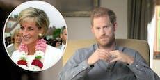 """Prinz Harry: """"Meine Mutter wäre stolz auf mich"""""""