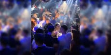 Wiener feiern zu Pfingsten haufenweise illegale Raves