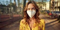 Hier musst du in Wien weiterhin eine FFP2-Maske tragen