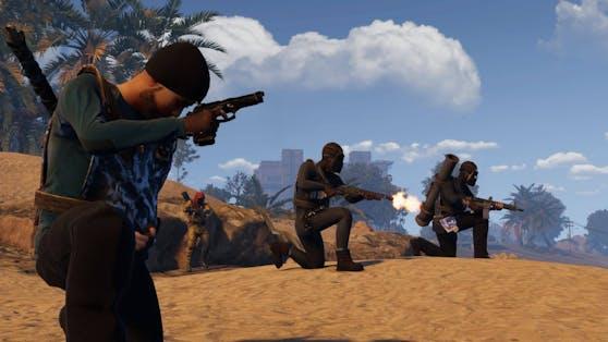 """Nur die stärksten werden überleben – """"Rust Console Edition"""" für PS4 und Xbox One verfügbar."""