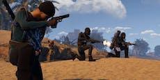 """""""Rust Console Edition"""" für PS4 und Xbox One ist da"""