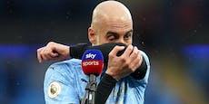 Guardiola weint wegen Spieler-Abgang live im TV