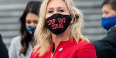 Trump-Anhängerin vergleicht Maskenpflicht mit Holocaust