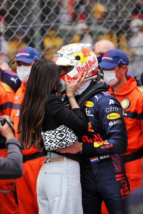 Max Verstappen, Kelly Piquet