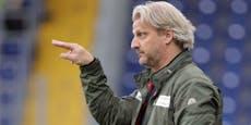 """Schopp: """"Austria wäre der nächste Schritt als Trainer"""""""