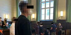 Bande zwang Schüler (15) nach Prügel zu Bankomaten