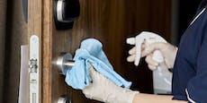 Wiener Firma setzt Reinigungskraft schwanger vor Tür