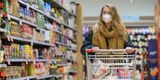 Neue Masken-Regel fürs Einkaufen im Supermarkt
