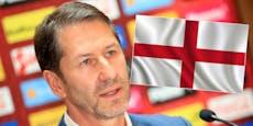 Corona-Hammer! ÖFB-Test gegen England droht zu platzen