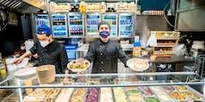 Israel zum Mitnehmen mit Street Food von Taim