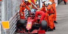 Darum konnte Leclerc in Monaco nicht starten