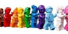 "Lego bringt ""Pride""-Set heraus"