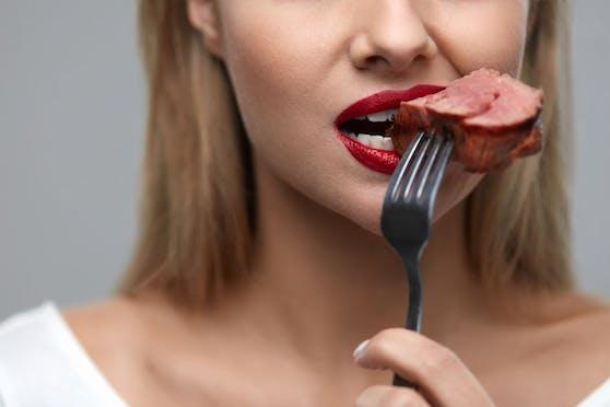 Fleisch als Statussymbol für Macht und Potenz.