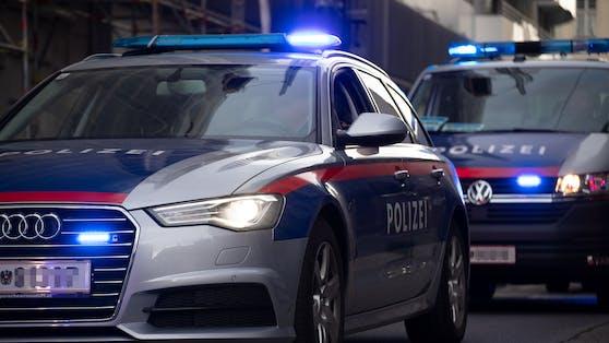 Polizeieinsatz in der Salzburger Schwarzstraße