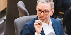 """""""Kurzsichtig"""" – Neue Kickl-Attacke auf Parteichef Hofer"""