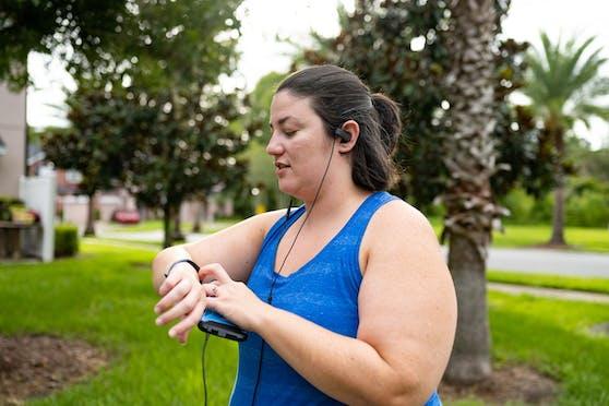 Gesundheits-Wearables sind wirksame Instrumente, um Körpergewicht zu verlieren.