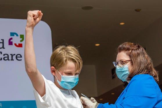 Die Impfungen für Jugendliche stehen in den Startlöchern.
