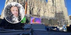 Riesen-Event mit Stars in Wiener City – ohne Publikum