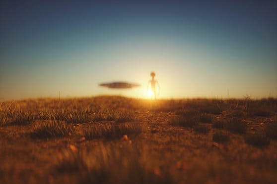 Seit Beginn der Pandemie werden vermehrt UFOs gemeldet.