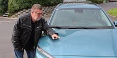 Auto von Pensionist in zwei Wochen zwei Mal demoliert
