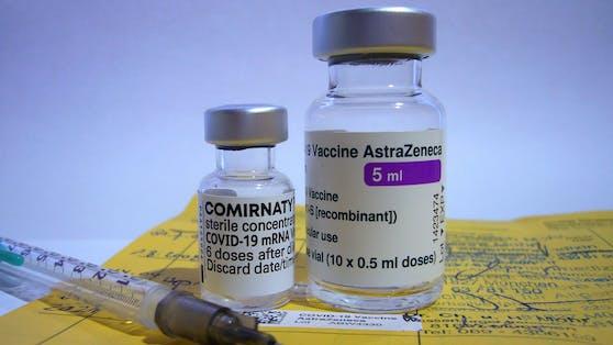 Viele haben nach Auslands-Impfungen in Österreich Probleme.