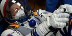 Frische Wäsche für Astronauten gesucht!