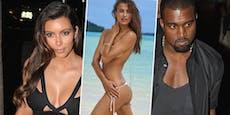 Shayk und West! Ronaldo-Ex datet den Kardashian-Ex