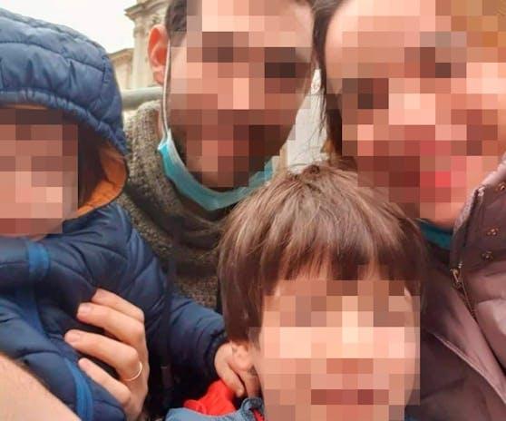 Eitans Familie wurde bei dem Seilbahn-Absturz ausgelöscht. Mama Tal, Papa Amit und sein kleiner Bruder Tom sind tot