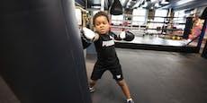 In Neubau lassen die Junior-Rockys die Fäuste fliegen