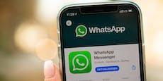 Rückzieher bei Whatsapp – das passiert mit dem Update