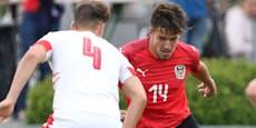 Rapid angelt nach diesem U21-Nationalspieler