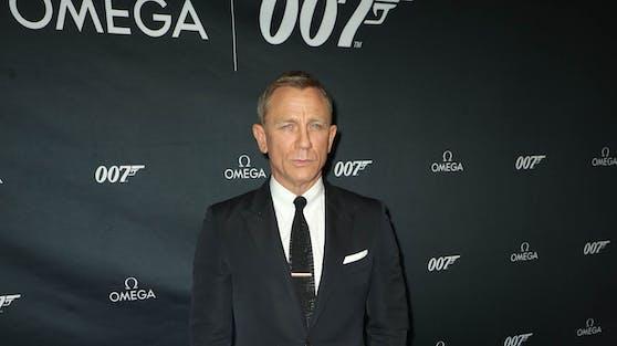 Daniel Craig wird zum letzten Mal als Bond auftreten.