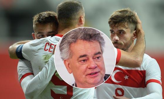 Werner Kogler sagt für das Türkei-Match mehr Corona-Freiheit an