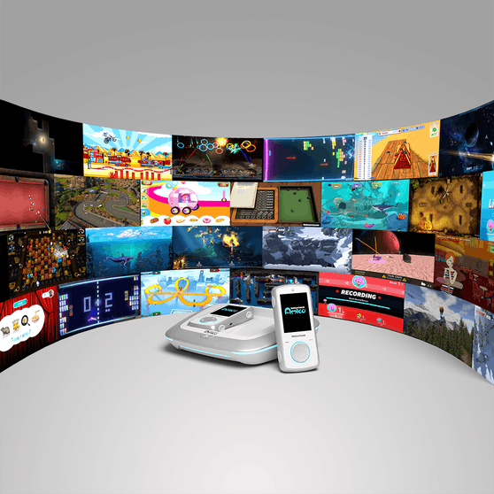 Intellivision enthüllt Launch-Titel und Zubehör für Amico.