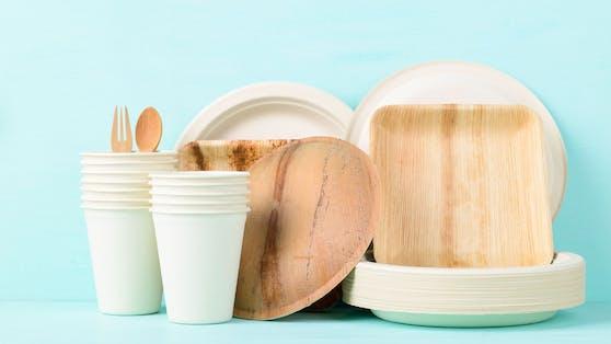 Viele Plastik-Alternativen weisen Schadstoffe vor.