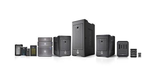 Western Digital stellt die neue Marke Sandisk Professional vor.