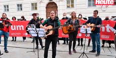 So klingt Protestlied gegen Minister Heinz Faßmann