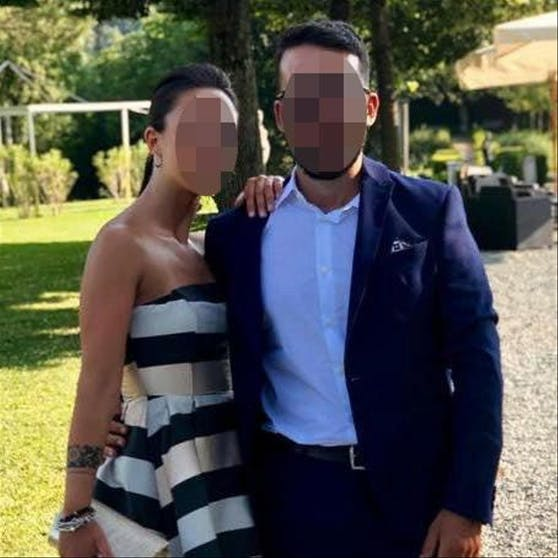 Silvia Malnati (27) und ihr Verlobter Alessandro Merlo (29) starben beim Seilbahnunglück.