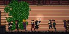 """Lacuna"" im Test: Grandioser 2D-Pixel-Thriller"