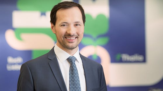 Thalia-Geschäftsführer Thomas Zehetner