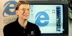 Aus und vorbei:Der Internet Explorer geht in Pension
