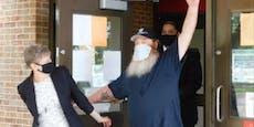 Unschuldig Verurteilter nach 32 Jahren in den USA frei