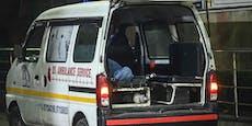 22-Jährige in Rettungsauto gelockt und vergewaltigt