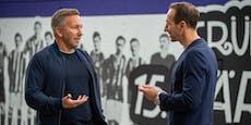 Austria hat Trainer und Sportdirektor gefunden