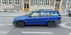 Wienerin kassiert Faustschlag von rabiatem Autolenker