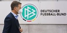 Bundesregierung mit Sonderregel für DFB-Stars