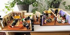 LEGO FriendsApartments: Baustein-NostalgieDeluxe