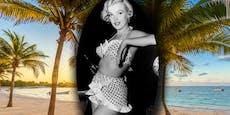 "An den Strand wie Marilyn - ""Gingham""-Bikini steht dir"
